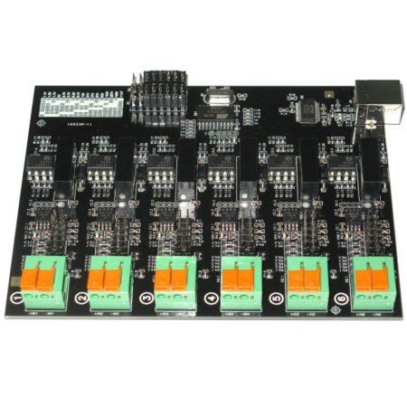 многоканальный USB самописец МРД420.6Г