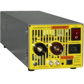 тестер аккумуляторов АСК100.24.650.1